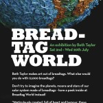 Breadtag world poster