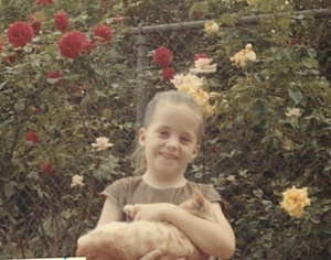 Many of my happiest childhood hours were spent in my grandfather's organic garden.