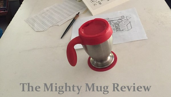 The Mighty Mug reviewed: The mug that won't tip over.