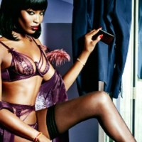 Brand Review | Naomi Campbell Launches Agent Provocateur Spring Summer 2015 Campaign
