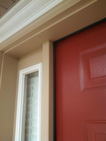 What Is Brickmold On A Door How To Install Storm Door On Door With Sidelight