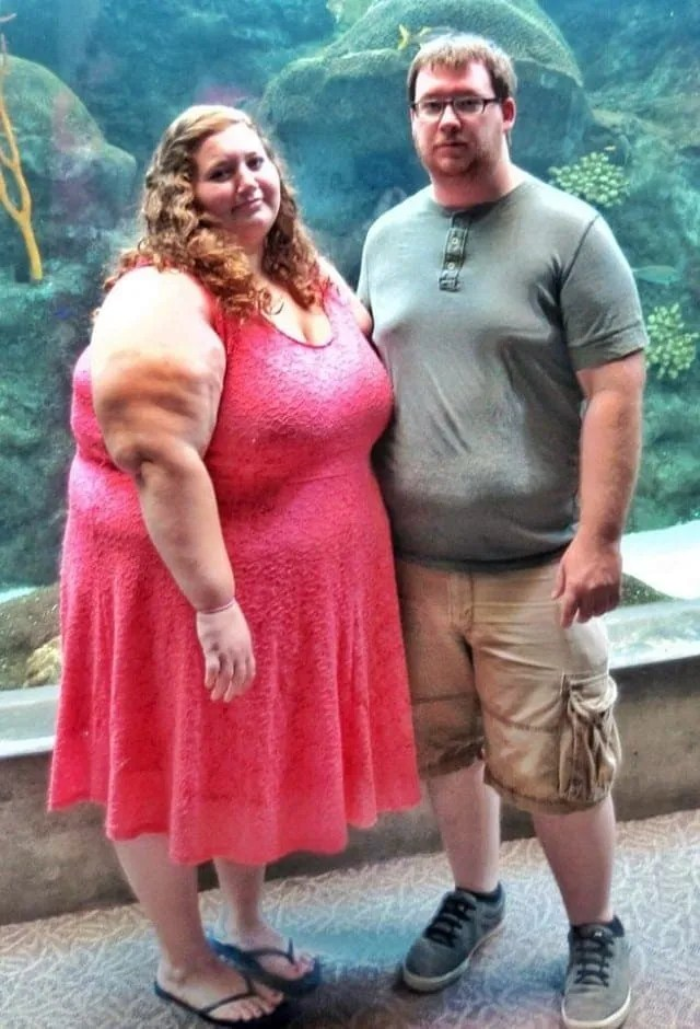 The story of a couple\u0027s weight loss journey