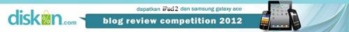 blog review competition 20121 Belanja Efektif dan Efisien di Website Daily Deals Indonesia : Nikmati Diskon Besar besaran Setiap Hari