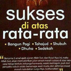 rahasia sukses dokter unggas
