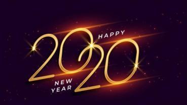 selamat tahun baru 2020 Peternakan Ayam