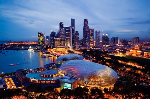 Singapore-Millionaires