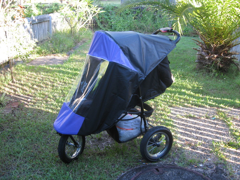 Baby Buggies Cheap Make A Stroller Cover » Dollar Store Crafts