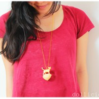 DIY : le collier Cat & Stone