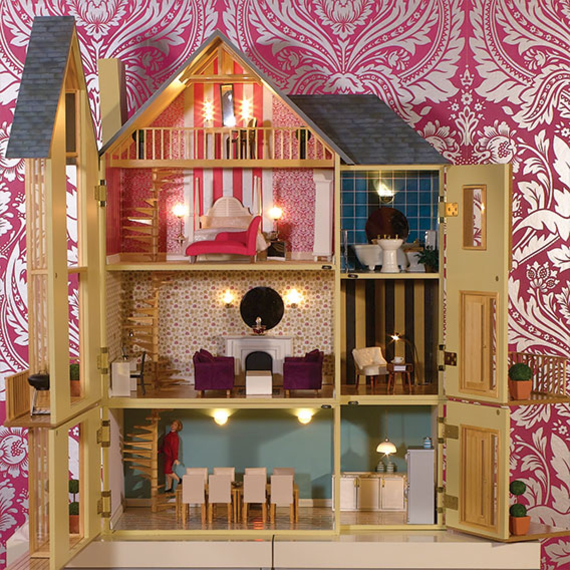 The Dolls House The Dolls House Emporium Lake View Kit