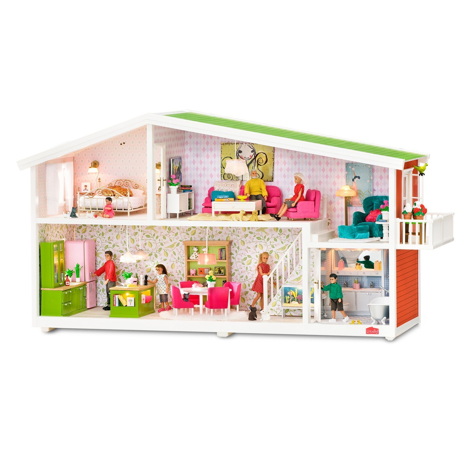 The Dolls House Lundby Smaland Dolls House The Dolls House Boutique