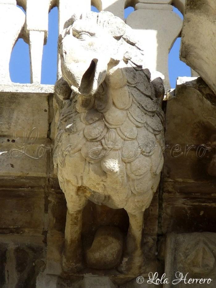 Gárgola Catedral Astorga (308)