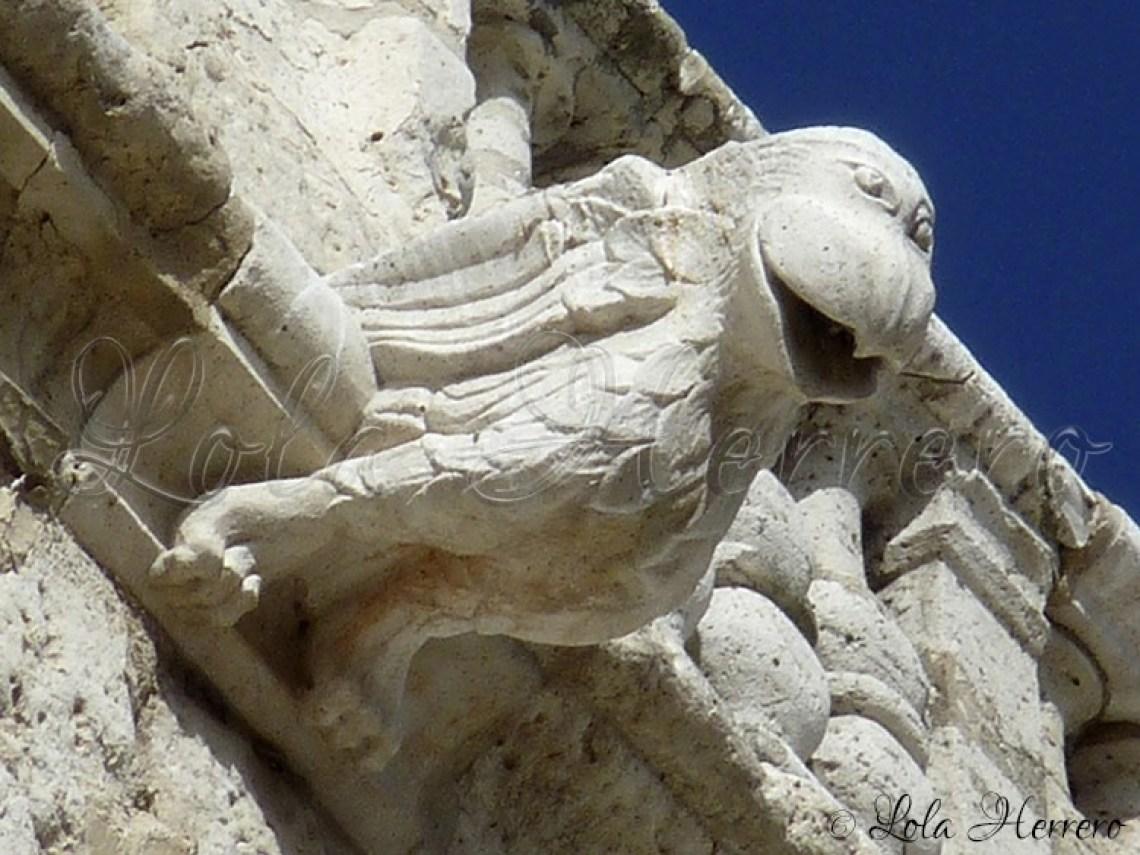 Gárgola Catedral Palencia (314)