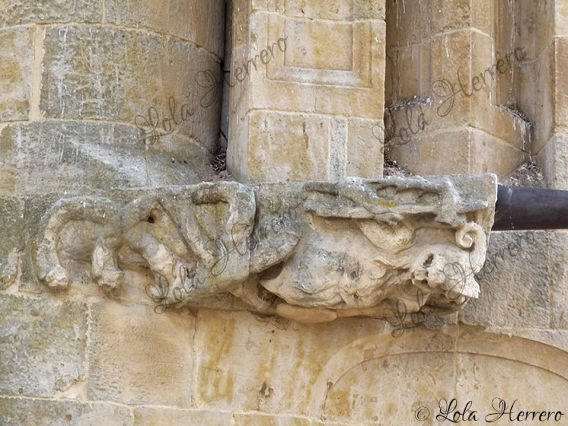 Gárgola Catedral Salamanca (374)