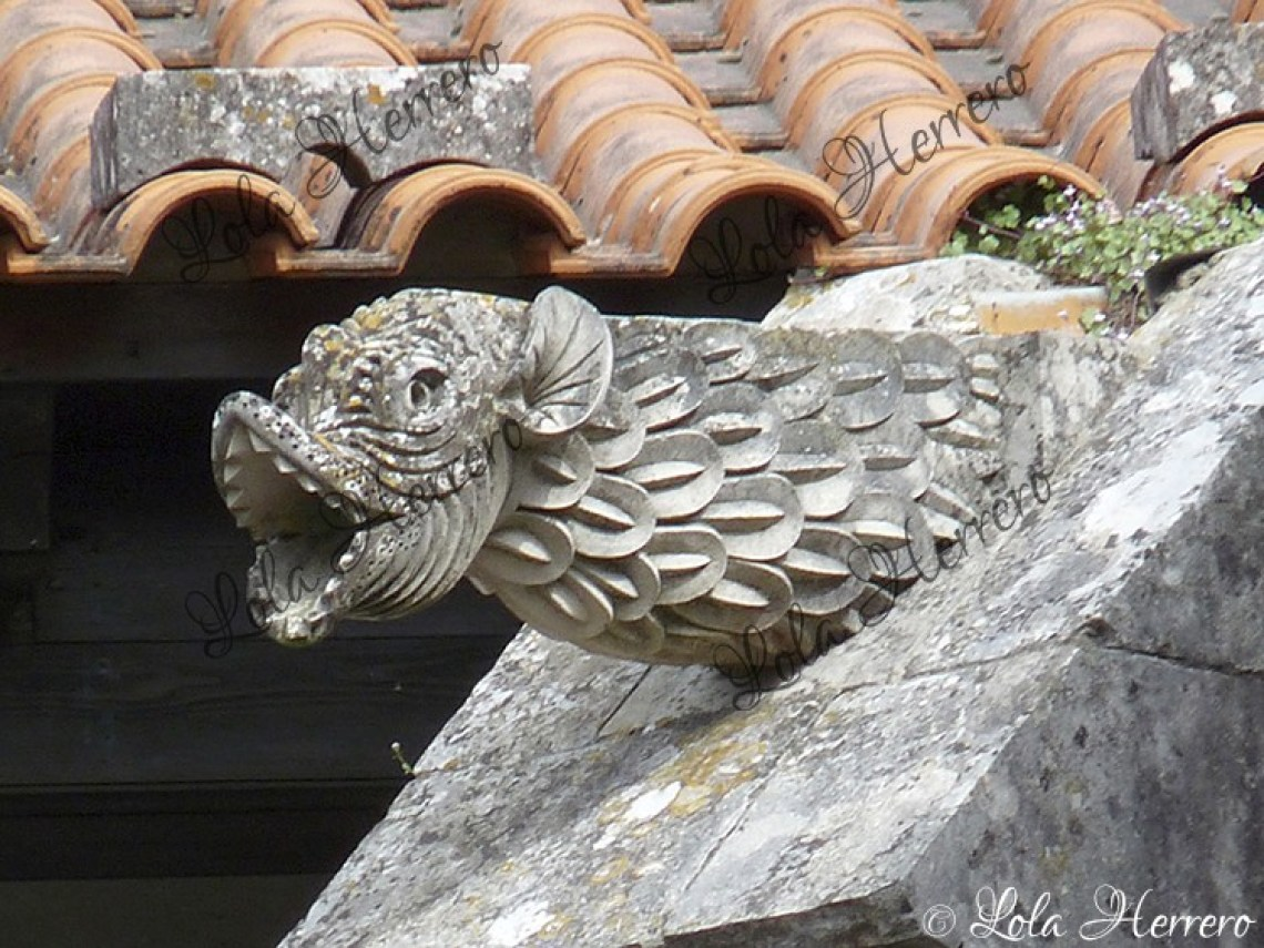 Gárgola Monasterio Batalha (Portugal) (434)