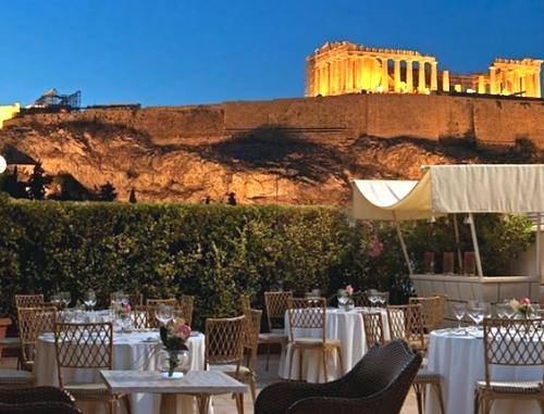 Divani Caravel Divani Caravel Hotel Divani Acropolis Palace - Travel In Greece With