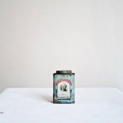 Бутылка, банки и пузырьки с красками и растворителями Петра и Михаила Кончаловских. Из мастерской Елены Утенковой и Михаила Тихонова.