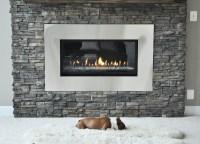 Modern Fireplace Renovation