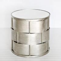 Tressa Silver side table