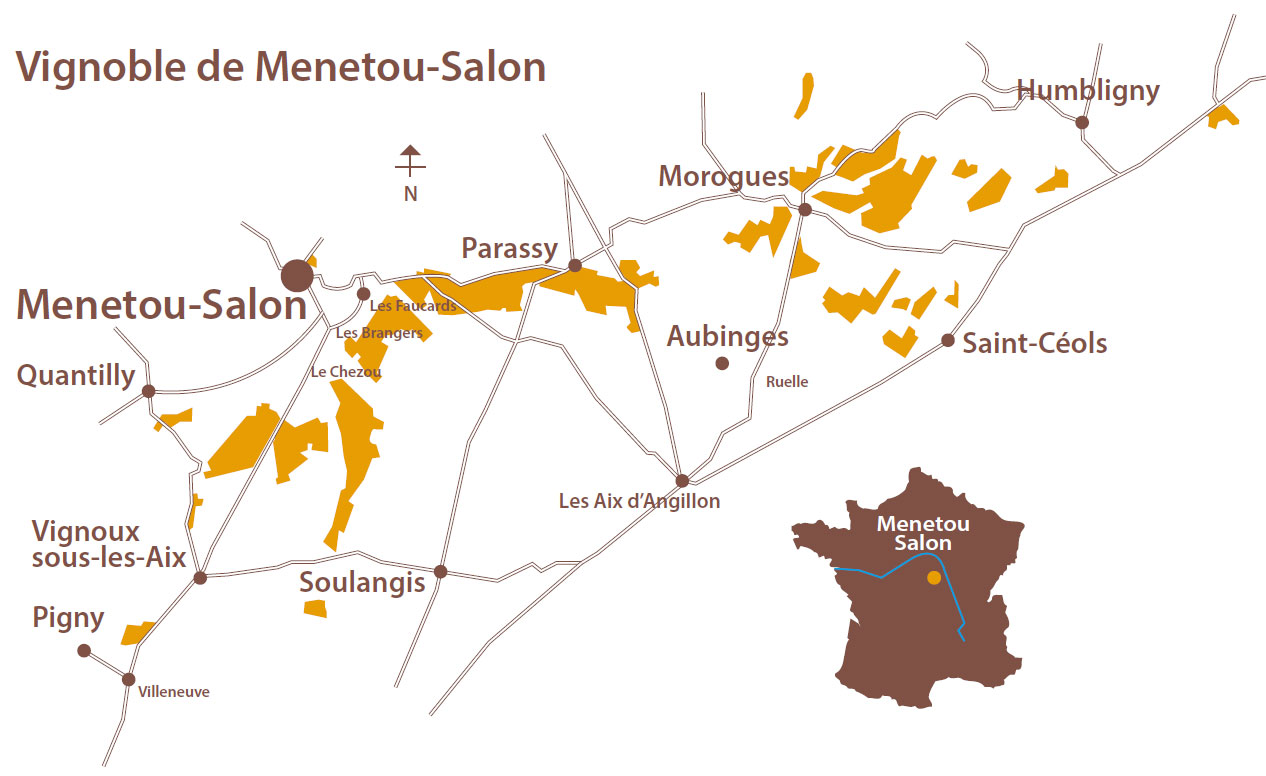 Domaine Teiller Vin Menetou Salon The Appellation