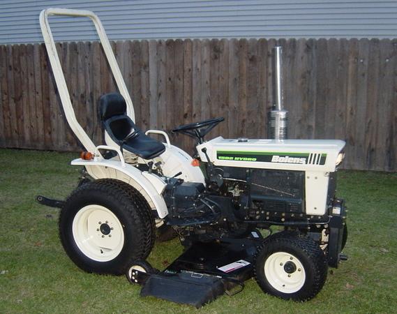 Etc Photo of Bolens HT20 Garden Tractors