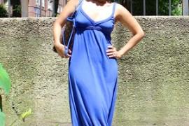 Jessica-Flores-Blue-Dress-26-Louis-Vuitton-Ikat-Neverfull