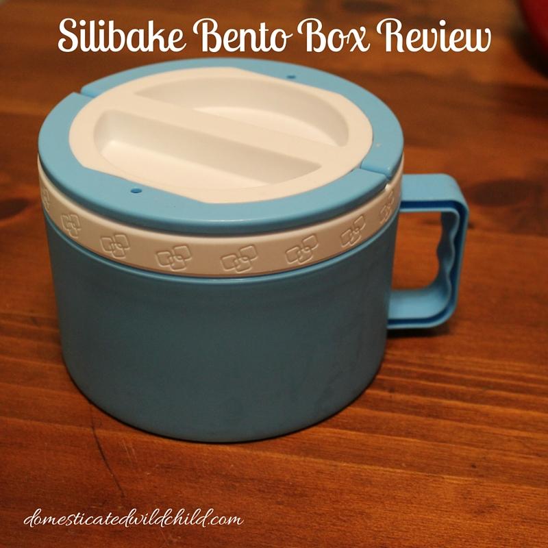 silibake bento box review domesticated wild child. Black Bedroom Furniture Sets. Home Design Ideas