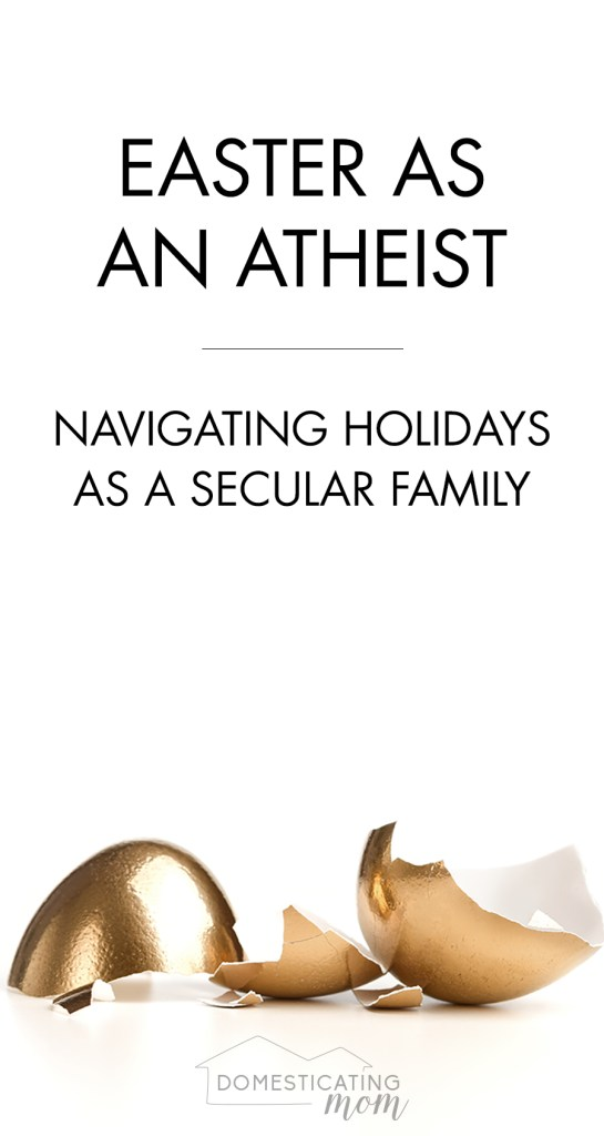 Holidays as a Secular Family