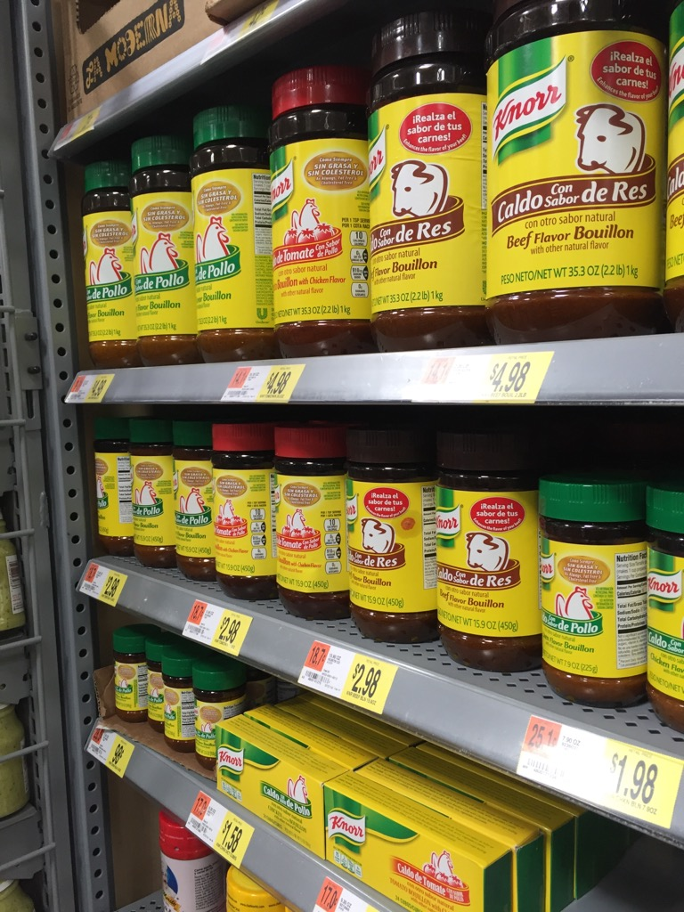 Knorr Flavored Bouillon