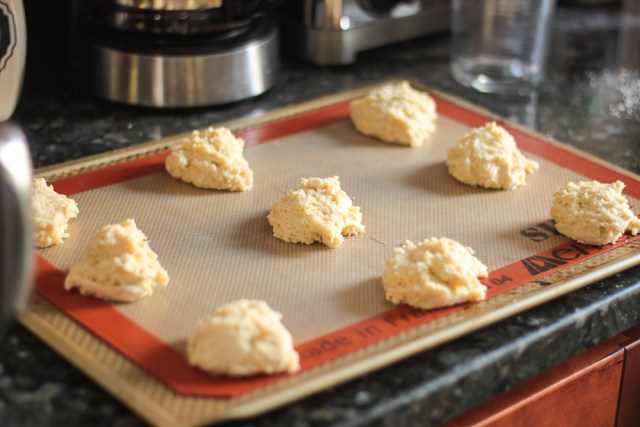 Leftover Buttercream Cookies | Domestic B(i)atch