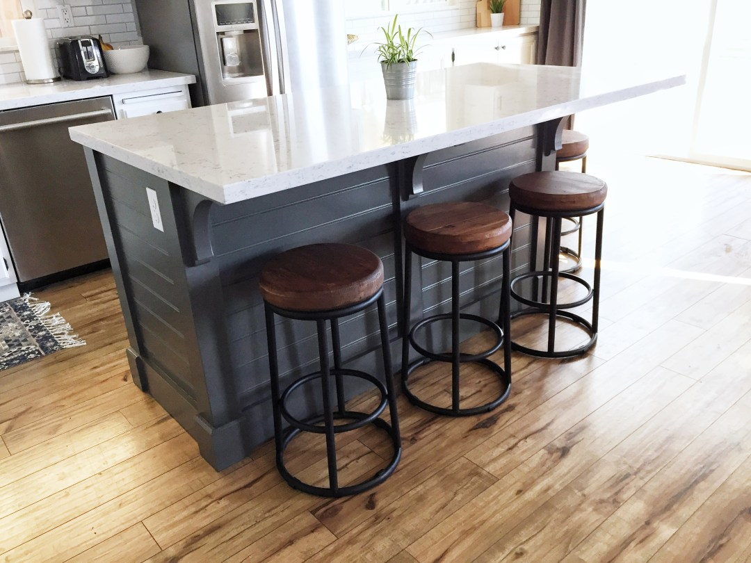 Different Shaped Kitchen Island Designs With Seating A Diy Kitchen Island: Make It Yourself And Save Big