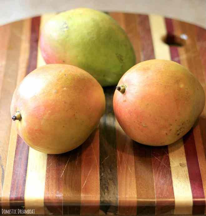 whole mangos