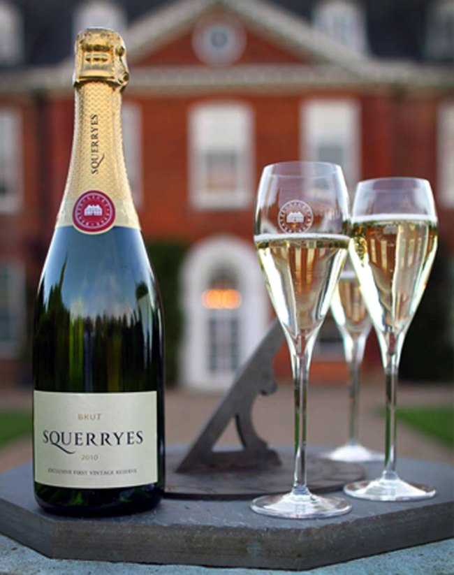 Squerryes Brut 2010