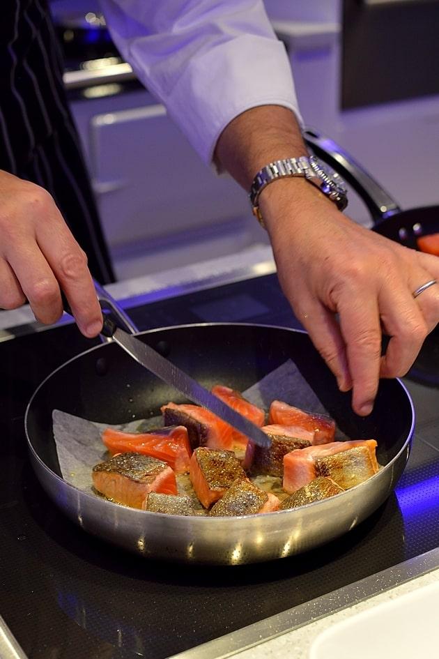 pan-frying