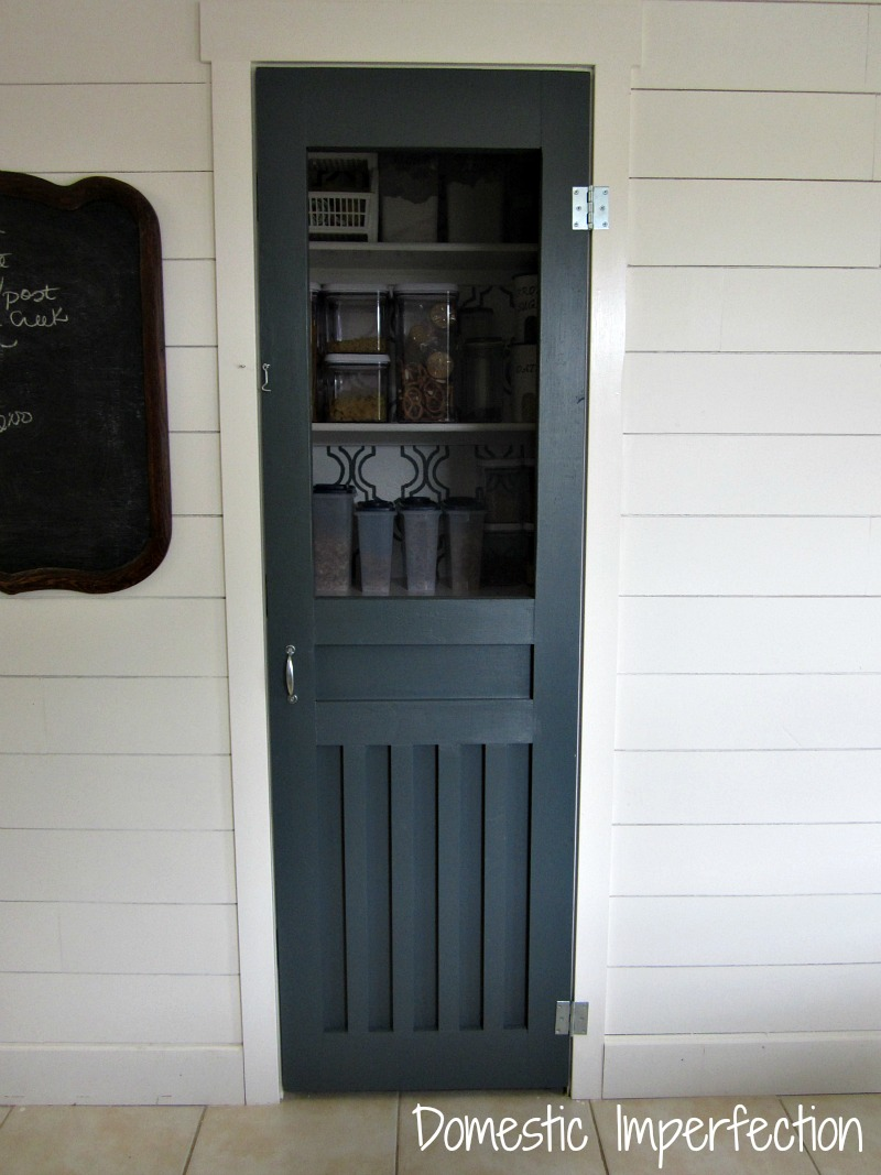 Storm Doors Edmonton Diy Screen Door For The Pantry Domestic Imperfection