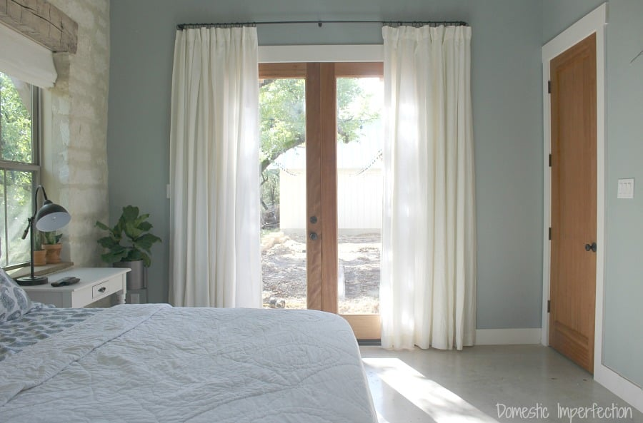 Closet Curtains House 2: The Custom Build - Domestic Imperfection