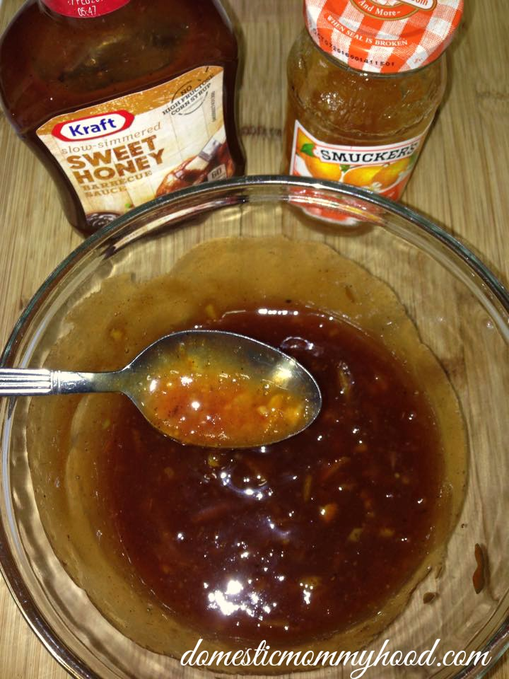 Sweet and Spicy Orange Marmalade Pork Chop Recipe ...