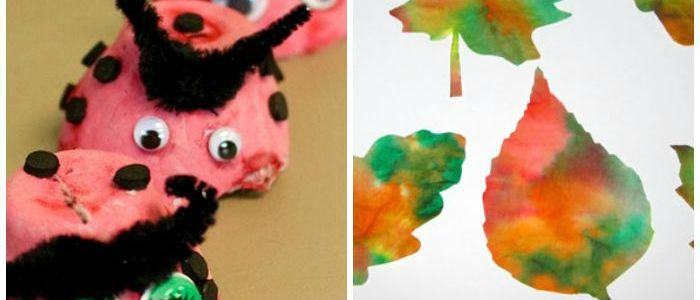 30 Days of Kids Crafts to Keep Your Kids Busy for an Entire Month