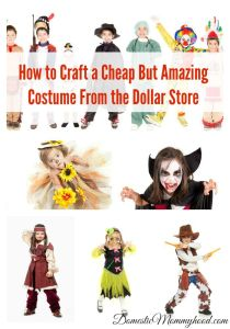 How to Craft a Cheap But Amazing Costume From the Dollar Store
