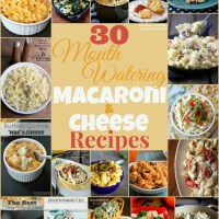 30 Mouth Watering Mac & Cheese Recipes