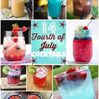 14 Fourth of July Cocktails