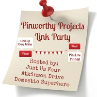 The Pinworthy Projects Link Party #55