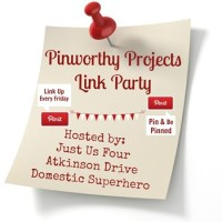 Pinworthy Projects Link Party #67