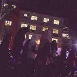 Ambang Merdeka flashmob UiTM Dengkil