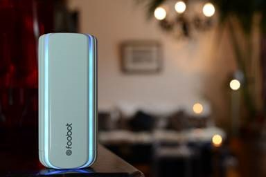 Foobot,  l'objet connecté qui prend enfin soin de la qualité de notre air intérieur !