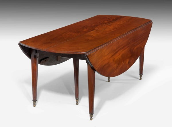 18th-century-french-mahogany-dining-table