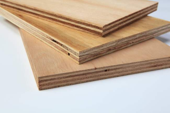 Construction-plywood