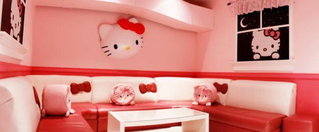 hello-kitty-room