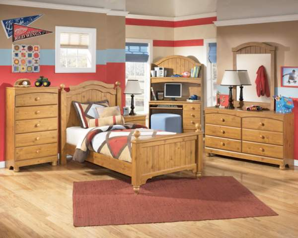 bedroom-fair-ideas-for-teen-bedroom-decoration-using-curve-cherry-wood-headboard-including-narrow-cherry-wood-dresser-from-early-american-bedroom-furniture-epic-ideas-for-bedroom-decoration-wit