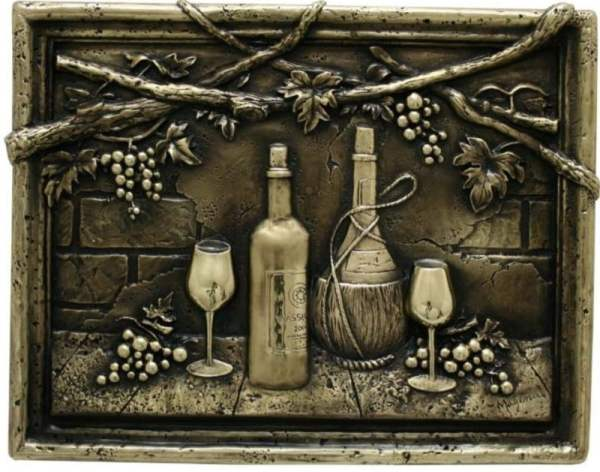 12_bronze_mural_backsplash_kitchen_wine1