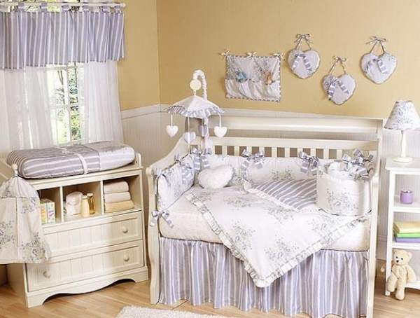 Shabby-Chic-kids-room